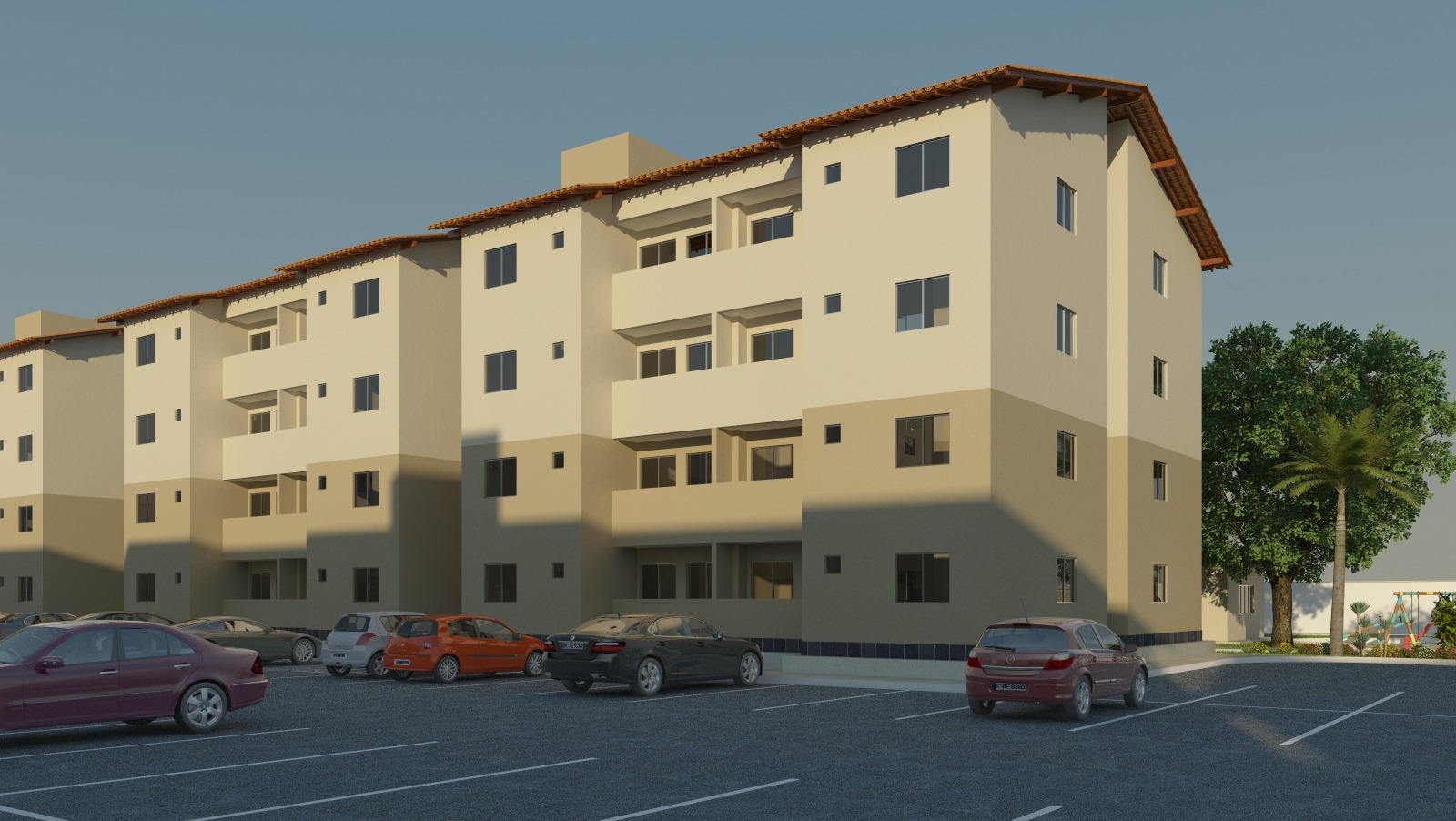 Bela Cintra Club Residence