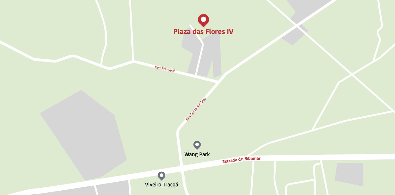 Plaza das Flores IV