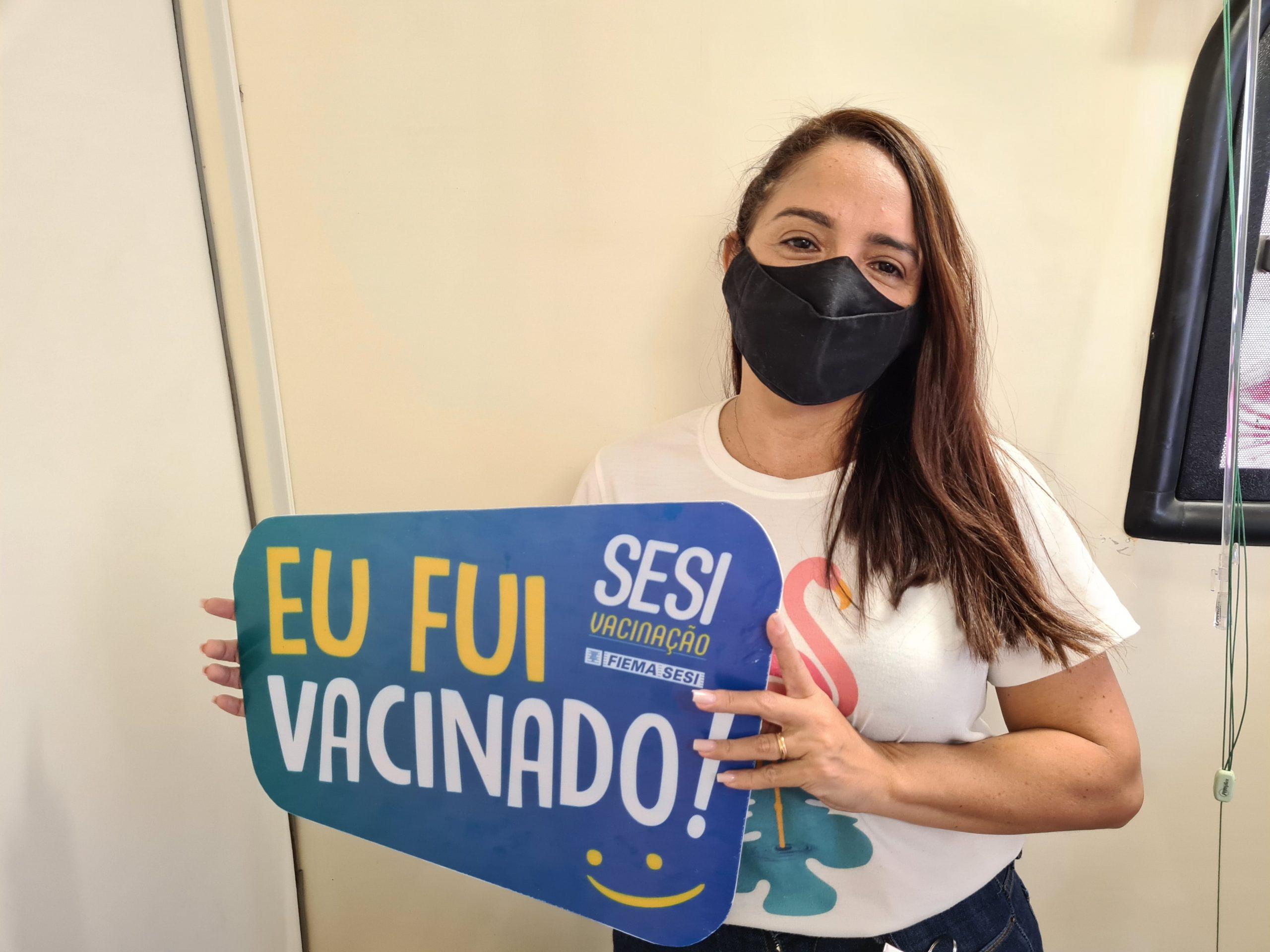 Colaboradores da Escudo começam a ser vacinados nesta terça-feira